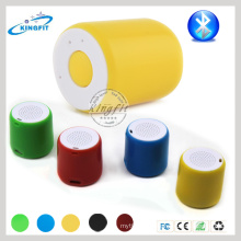 Mini Round Speaker Promotional Gifts Bluetooth Speaker