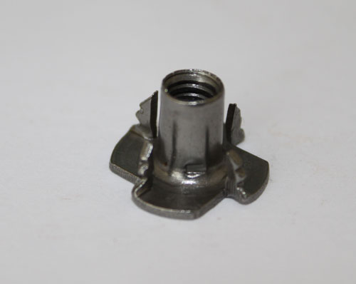 Carbon Steel Lock T Nuts For Wood