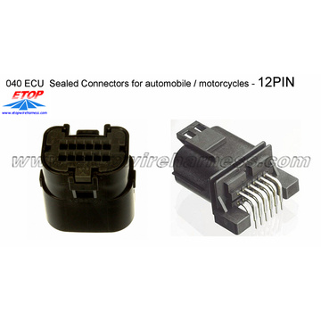 Conector selado 12PIN ECU local