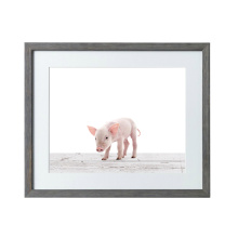 Little pig design paper wall hanging