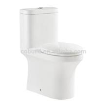UPC standard elegent design einteilige keramische toilette