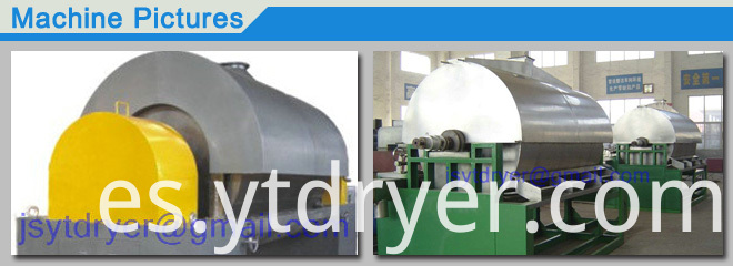 Scraper Drum Drying Equipment