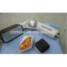 hot sell Bus Accessories Side Mirror for higer