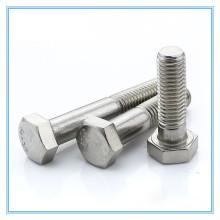Boulon à tête hexagonale en acier inoxydable DIN7990 (boulon de structure)