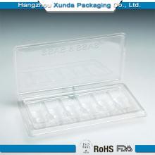 Plateau de produits pharmaceutiques en plastique