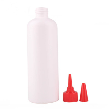 Post consume recycled bottle for perm lotion