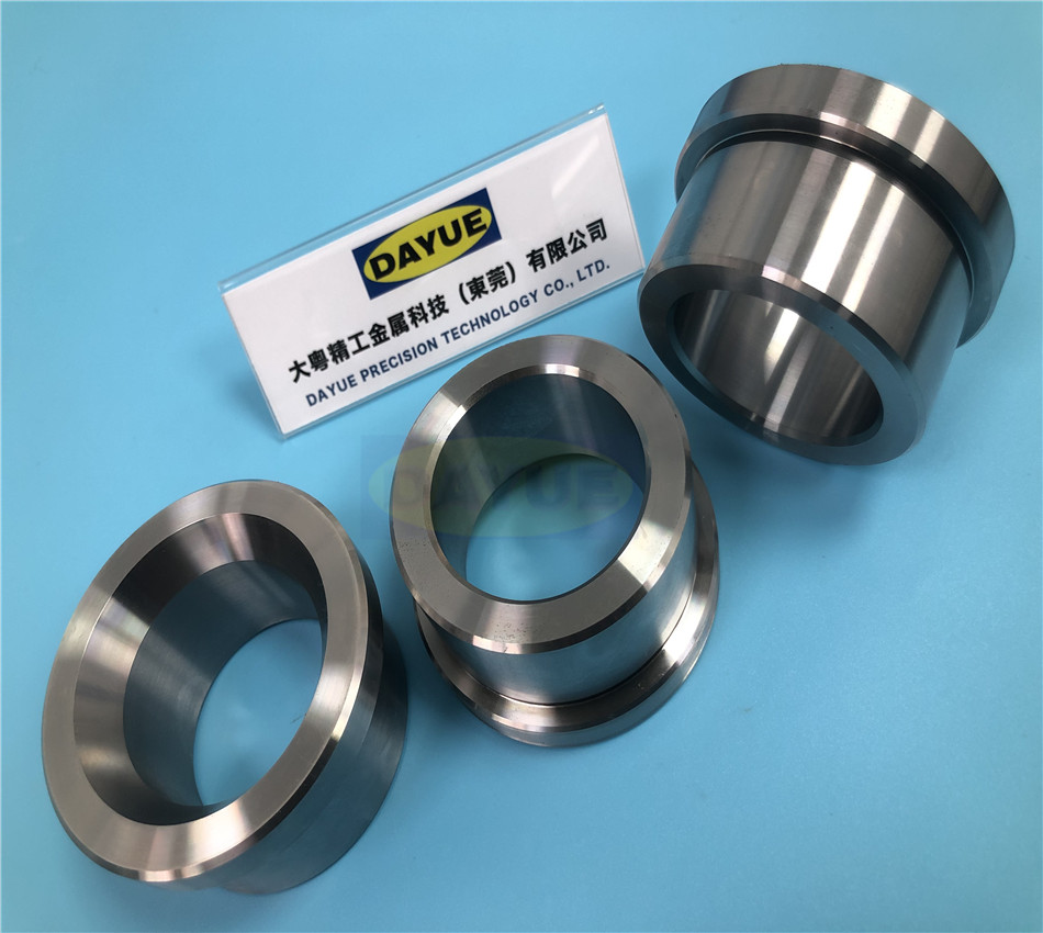 mechanical seal ring sleeve machining