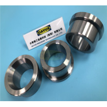 Hard turning machining of mechanical seal ring sleeve