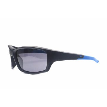 Colorful Fashion Style Sunglasses for Kids, TPE Frame and Temples