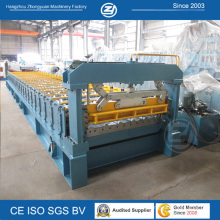 Factory Price Made-to-Order Roof Roll Forming Machine