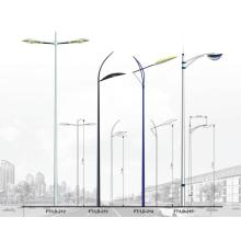 Leading for Steel Lamp Pole 6M 8M 12M street poles supply to Malaysia Factory