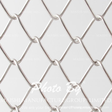 Hot-Dipped Galvanized Chain Wire Fencing