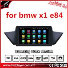 Android 5.1 9inch Car Audio para BMW X1 E84 2009-2013 con pantalla táctil capacitiva Navegación GPS, 3G, WiFi, Bluetooth, iPod