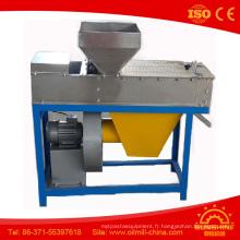 De Bonne Qualité Machine d'épluchage d'arachide de méthode sèche pour l'arachide rôti