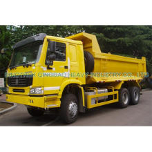 Nouveau HOWO 6X4 Dump Truck Sinotruk (ZZ3257M4647W)