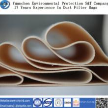 Saco de filtro composto não tecido do coletor de poeira do PPS para o central eléctrica hidroelétrico