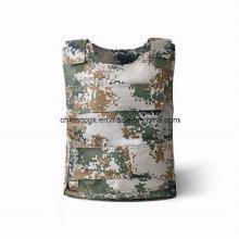 Nijiii Kevlar PE Army Camouflage Chaleco à prova de bala