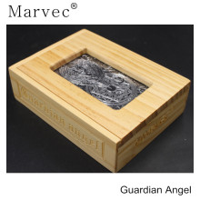 Marvec_510 Guardian Angel Mechanical Vape Box MOD Variable Voltage 2PCS 18650 Battery Vape Box MOD Vape Custom Logo