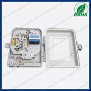 Outdoor 12 Core FTTH Fiber Optic Distribution Box
