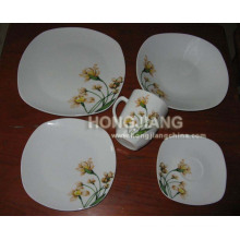 Square 30PCS Dinner Set