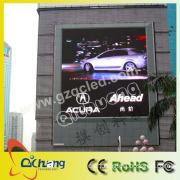 P10 Full Color Outdoor Advertising Billboard