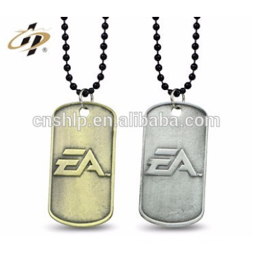 alibaba china wenzhou Free design custom metal made 2d dog tag rfid