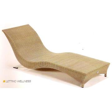 Lounge Rattan Chair Outdoor Modern Chaise Cheap Price
