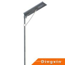 Réverbère intégré de la puissance solaire LED 30W