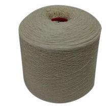 Nm2/26 100% cashmere cone yarn for knitting machine, woolen cashmere yarn