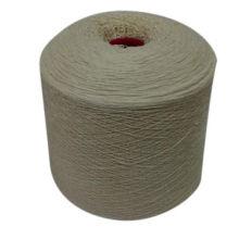 Nm2 / 26 100% fio de caxemira para máquina de tricô, fios de caxemira de lã