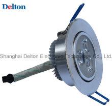 3W luz de teto flexível redonda do diodo emissor de luz (DT-TH-3E)