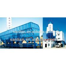 Mezcla de planta / carretera totalmente automática en mahcine en Argelia