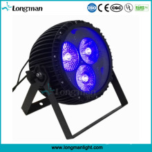 Outoodr DMX 3*60W RGB White Zoom LED PAR for Stage