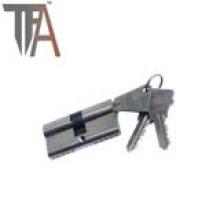 Cilindro de bloqueio aberto de dois lados TF 8014