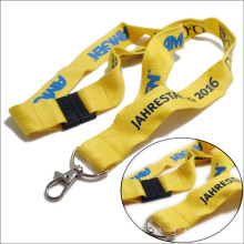 UK Break Away Safety Printed Custom Lanyards with Logo