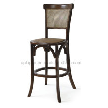 Classical Solid Wood High Bar Chair (SP-EC454)