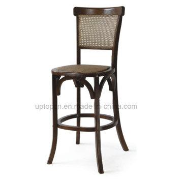 Klassischer Massivholz-Stuhl (SP-EC454)