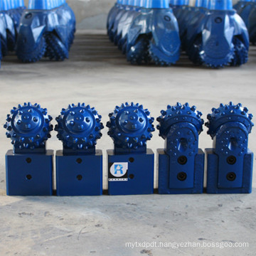 HDD Reamer replaceable roller cone drill bits,single roller bits cutter for piling