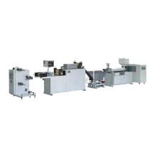 Zip-45 máquina de extrusión de plástico de cremallera
