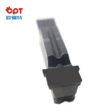 PCBN PCD Kolbenwerkzeug Einspitzen-PCD-Nuteinsätze für Kolben