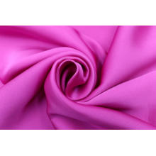 Tissu en mousseline de soie 100% polyester