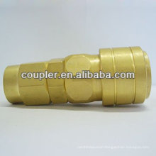 Brass NITTO Air Quick Coupler With Nut Cap