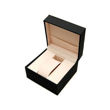 Quality Single Plastic Watch Storage Box