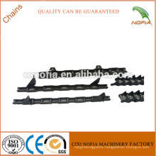 S55 Steel agricultural harvester chain with competitive price