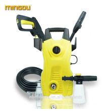 Short handle Portable Mini Electric High Pressure Car Washer