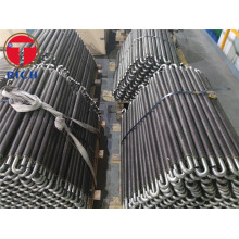 High Frequency Welded Spiral Finned Aluminum Fins