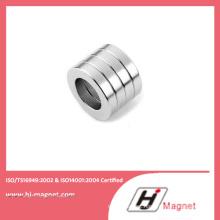 Promotional Hot Sale Super Neodymium Permanent Ring Magnet