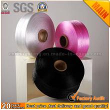 Fil multifilament 900d PP pour la sangle, le tricotage (torsion ou mélange)