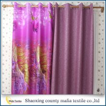 2016 Fashion Design Competitive price Decorative brocade window curtains