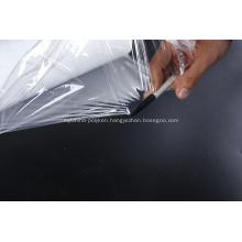 thin clear  pallet plastic stretch wrap film